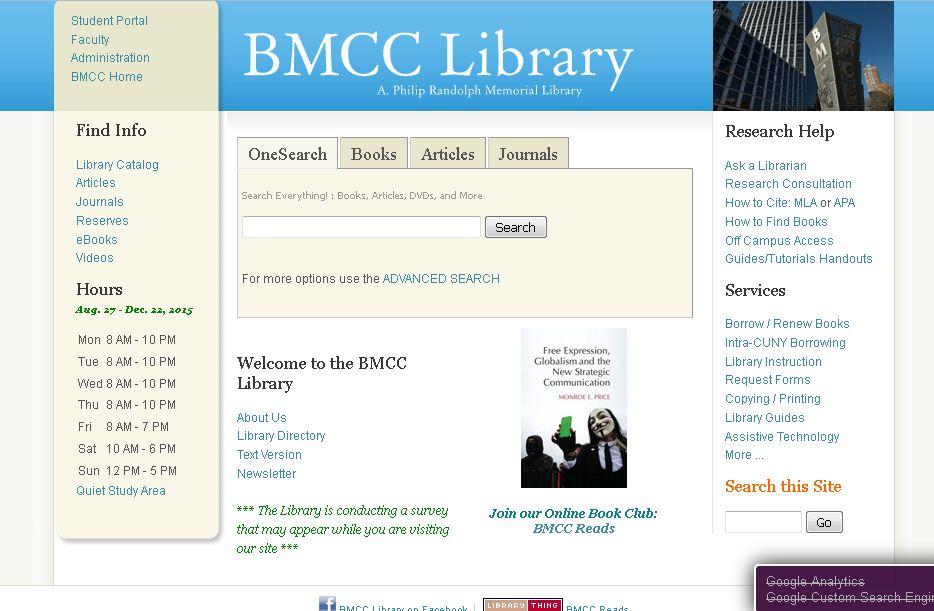 BMCC Snap