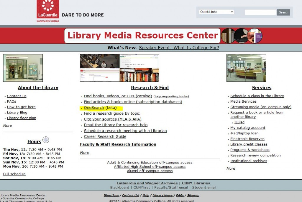 laguardia snap highlighted